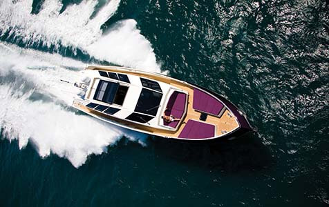 Numarine 78 Hardtop Numarine Yachts 3