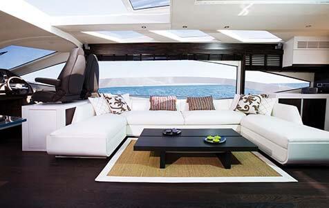 Numarine 78 Hardtop Numarine Yachts 6