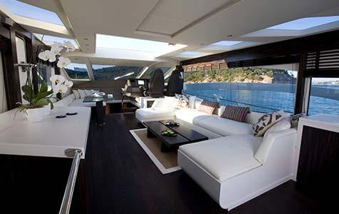 Numarine 78 Hardtop Numarine Yachts 7