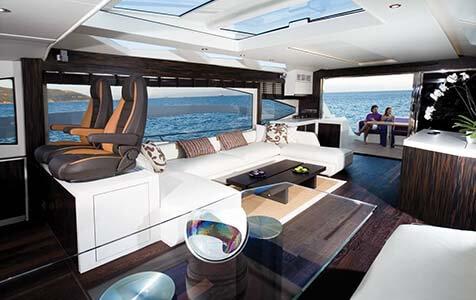 Numarine 78 Hardtop Numarine Yachts 8
