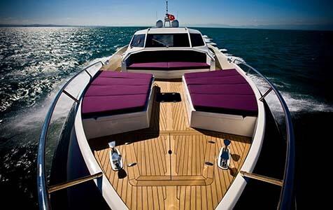 Numarine 78 Hardtop Numarine Yachts 4