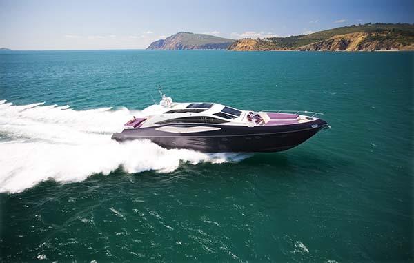 Numarine Yachts Hardtop 78