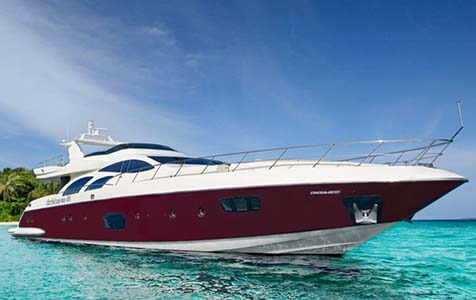 Sultans Way 001 Azimut Yachts 1