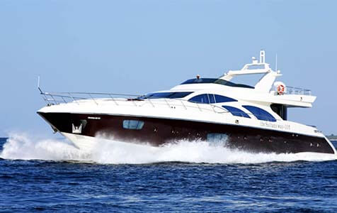 Sultans Way 001 Azimut Yachts 2