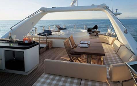 Sultans Way 001 Azimut Yachts 3