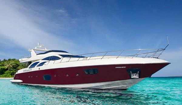 Azimut Yachts Azimut 98