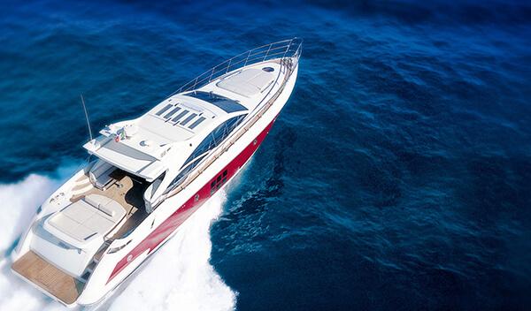Azimut Yachts Open 68S