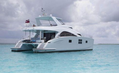 Ewhala Sunreef Catamaran 1