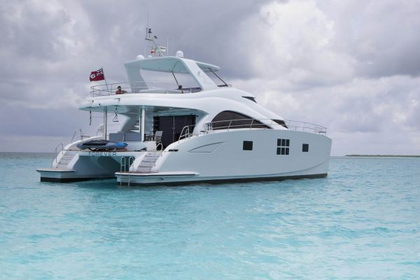 Sunreef Catamaran Power 60'