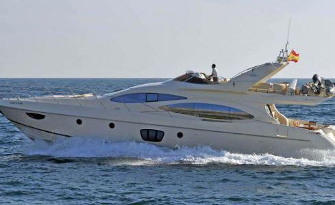 Azucena Mare Azimut Yachts 1