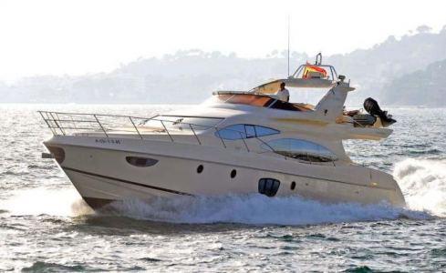 Azucena Mare Azimut Yachts 2