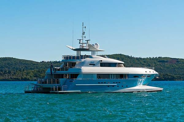 New Zealand Yachts Spirit 35