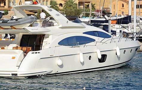 Emmy Azimut Yachts 3