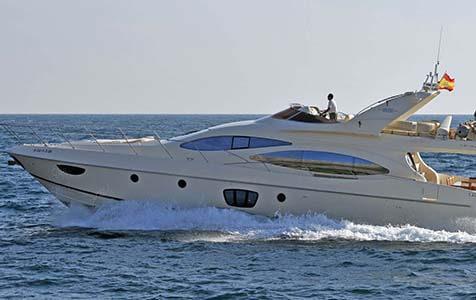 Emmy Azimut Yachts 2