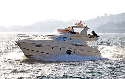 Emmy Azimut Yachts 1