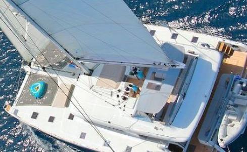 NOVA Lagoon Catamaran 2