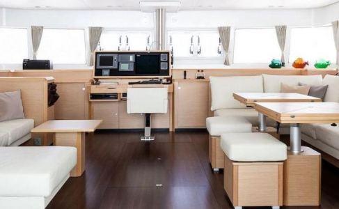 NOVA Lagoon Catamaran 7