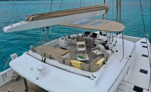 Zylkene1 Lagoon Catamaran 7