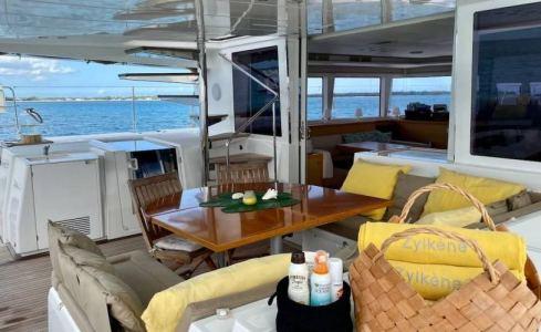 Zylkene1 Lagoon Catamaran 9