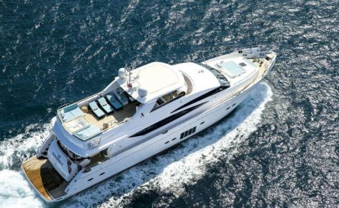 Cristobal Princess Yachts 2