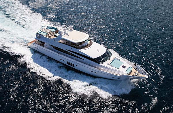 Princess Yachts Princess 95
