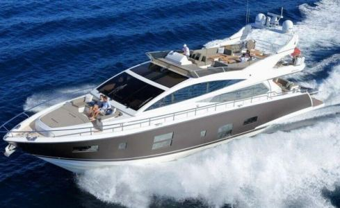 Summer Breeze Pearl yacht 1
