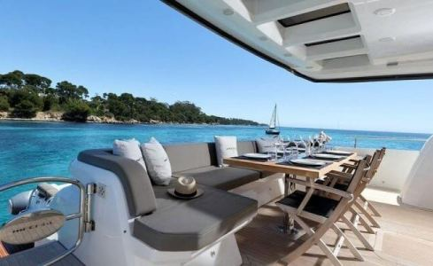 Summer Breeze Pearl yacht 9