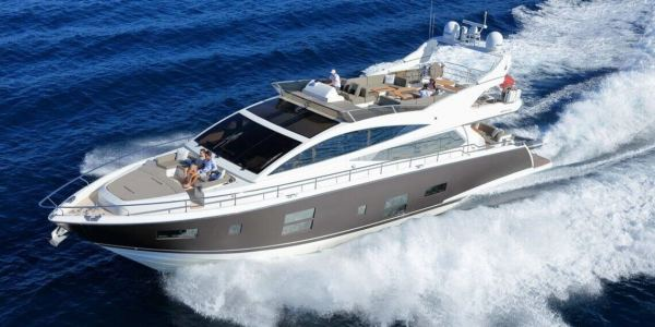 Pearl yacht Pearl 75