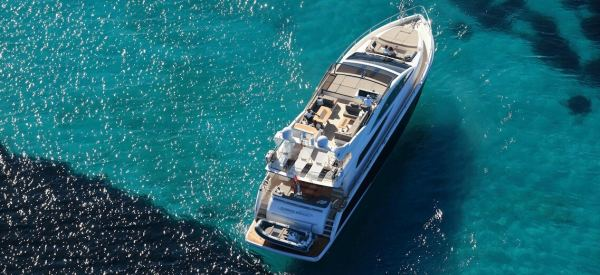 Pearl yacht Pearl 75