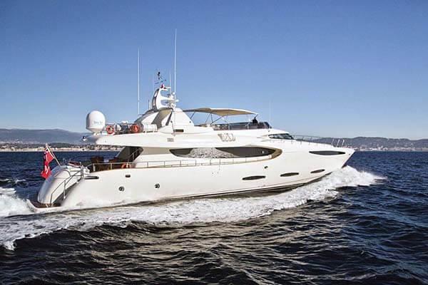 Leight Notika Yacht 35M