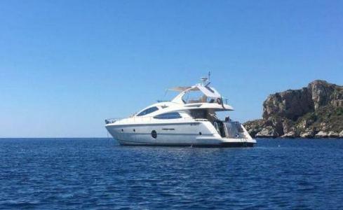 Gaffe Aicon Yachts 1