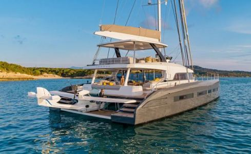 Joy Lagoon Catamaran 3