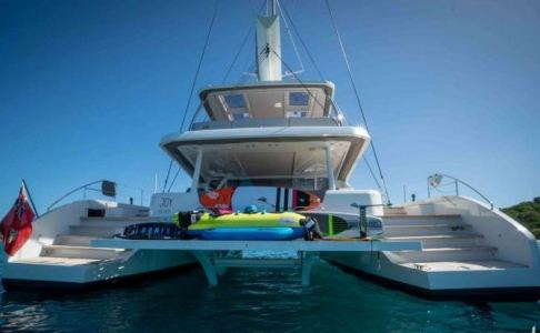 Joy Lagoon Catamaran 4
