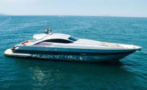 Cinque Pershing Yachts 2