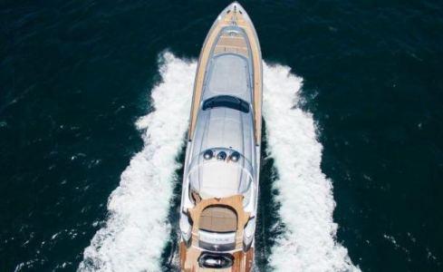 Cinque Pershing Yachts 3