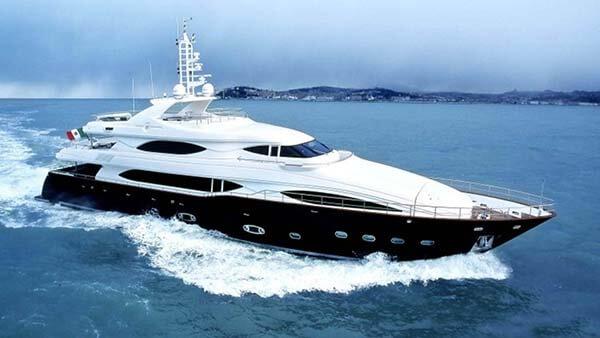 CRN Yacht 40M
