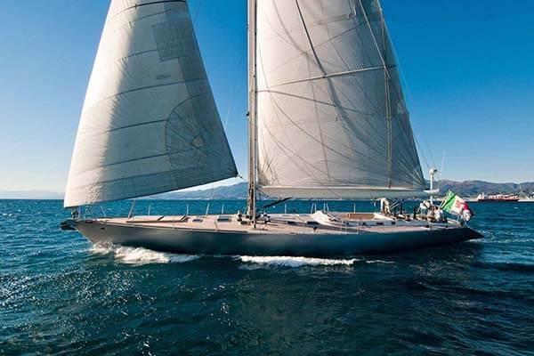 Abeking & Rasmussen Yacht 60M