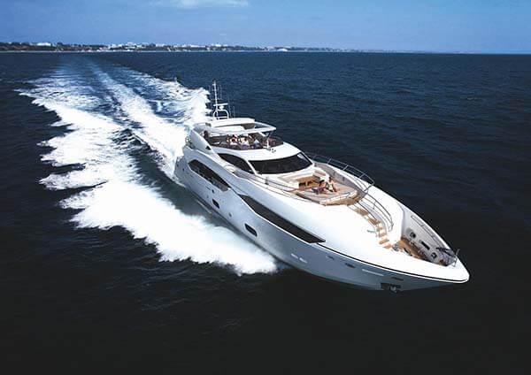 Sunseeker Sport Yacht 115