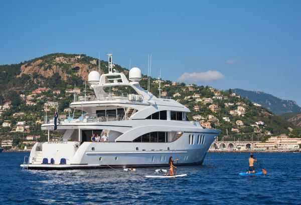 Custom Yacht 34M