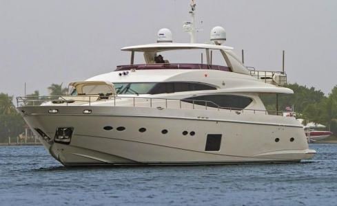 Lady Cope Princess Yachts 1
