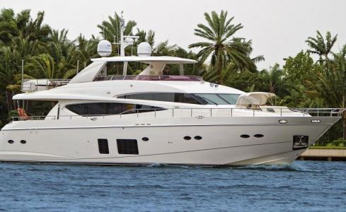 Lady Cope Princess Yachts 2