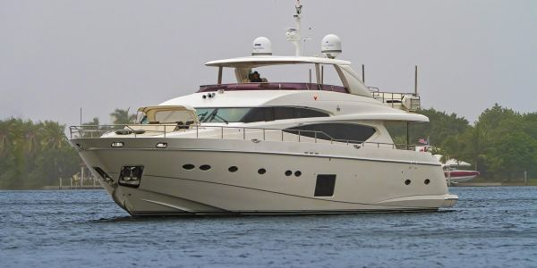 Princess Yachts Princess  98'