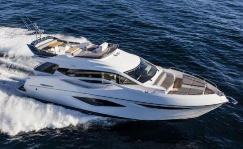 Fly 60 Numarine Yachts 1
