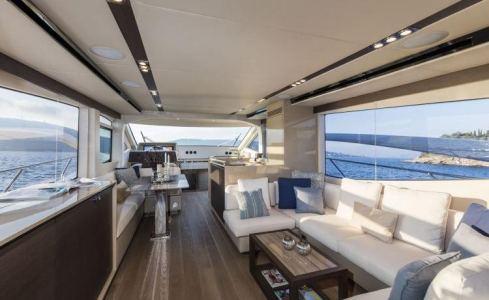 Fly 60 Numarine Yachts 5