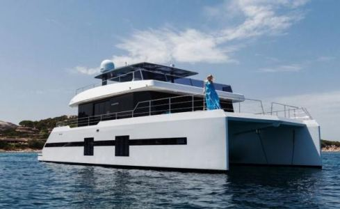 Kukla Sunreef Catamaran 1