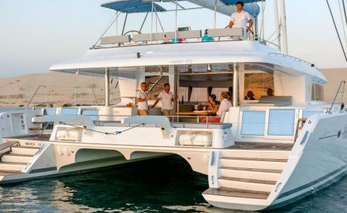 Melarnie Lagoon Catamaran 3