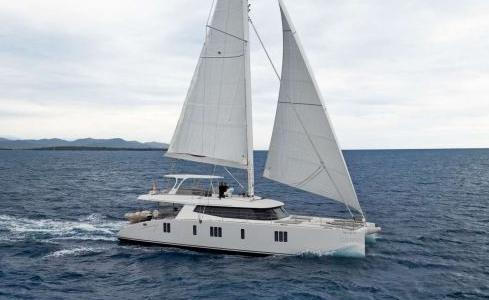 Calmao Sunreef Catamaran 1