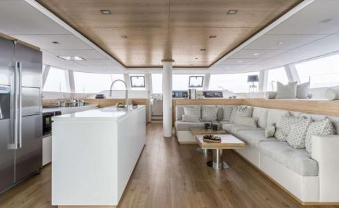 Calmao Sunreef Catamaran 8
