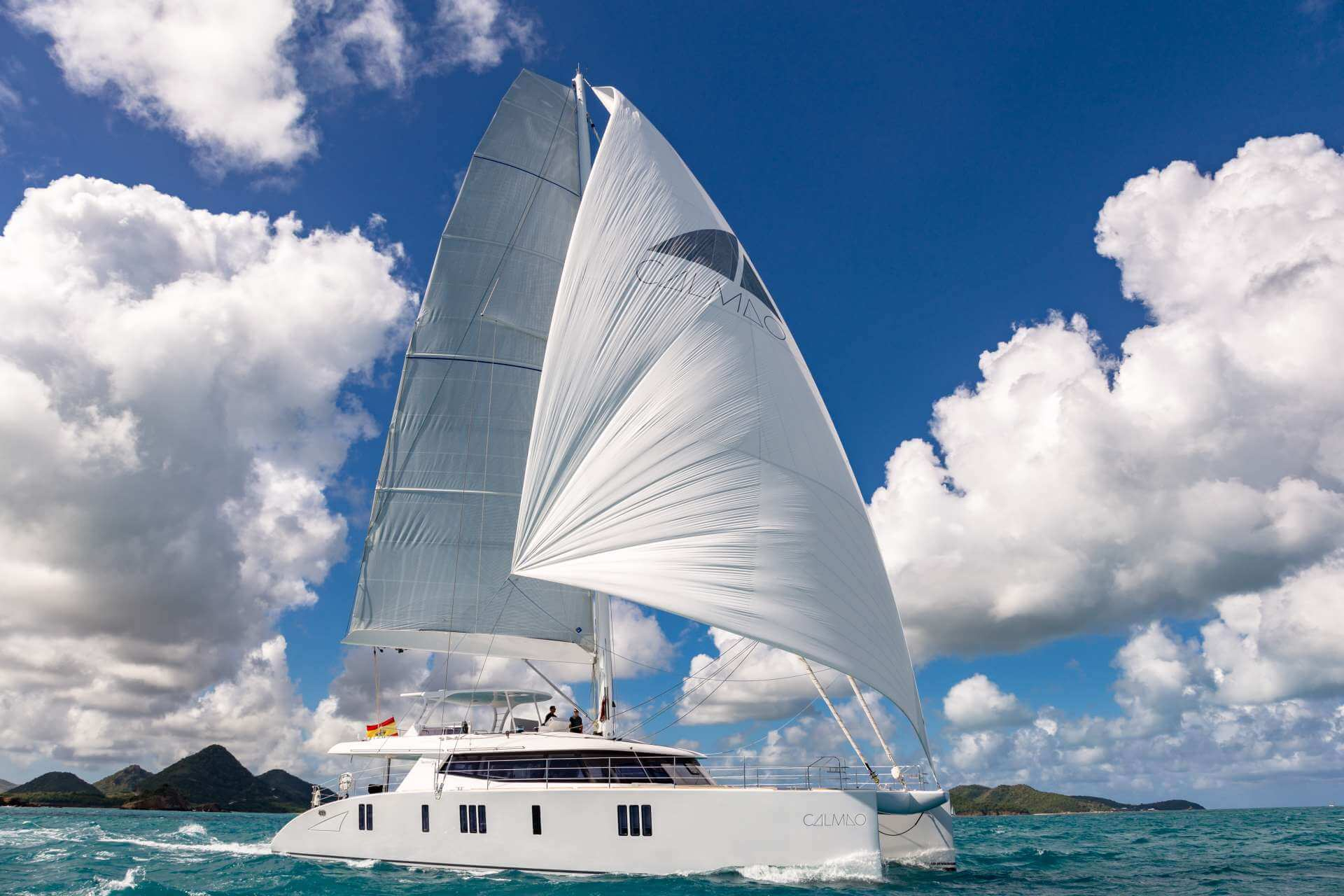 Calmao Sunreef Catamaran 4