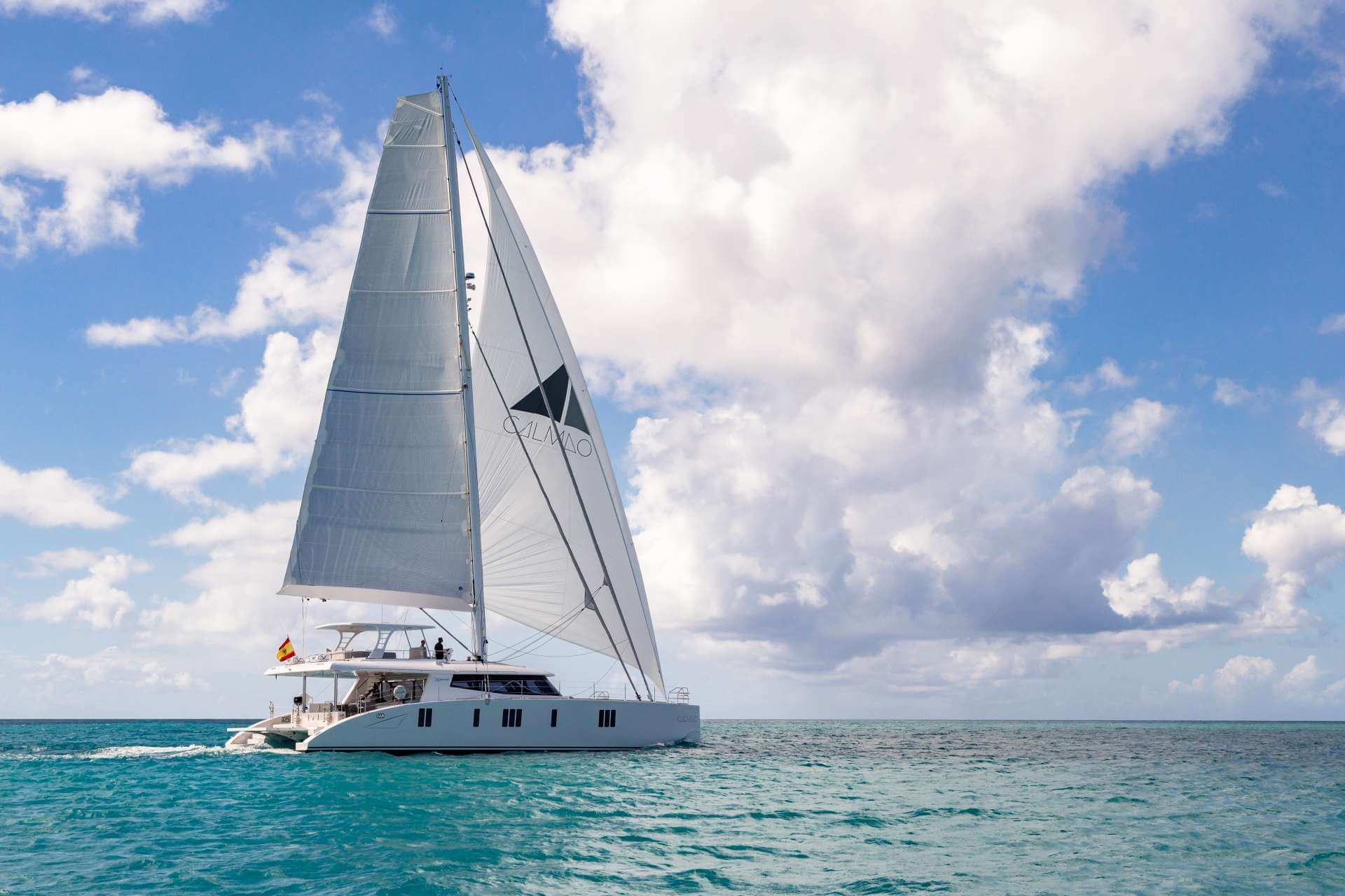 Calmao Sunreef Catamaran 6